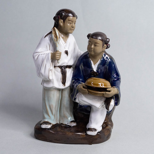 Ancient Chinese Figurines