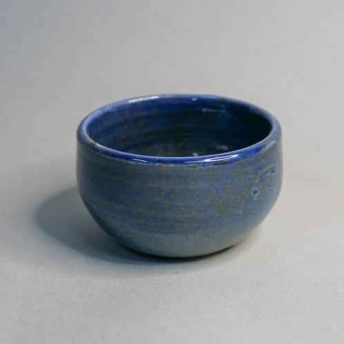 Dragon Kiln Fired Blue Mini Bowl