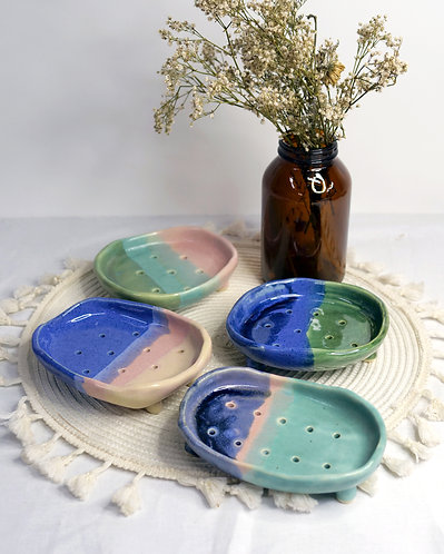 Soap Dishes (4 Designs)