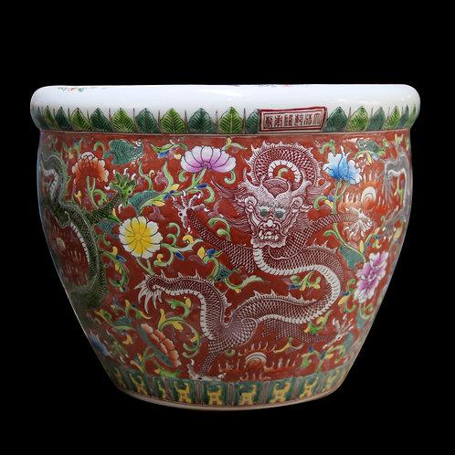 Red Dragon Pot