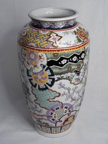Vivid Florals Vase