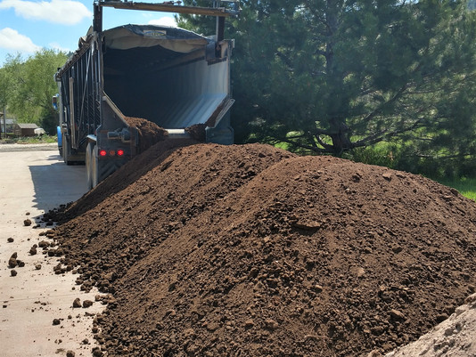 Compost Manure for Soil Health.