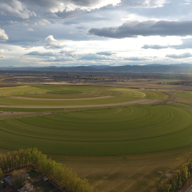Our Fort Collins Sod Farm