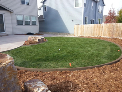 Is it too late in the year to install new turf?