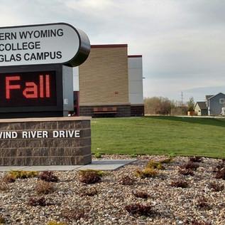 Eastern Wyoming College in Douglas, Wyoming