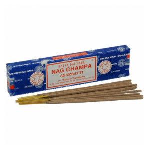 "SATYA благовония Nag Champa ""НАГ ЧАМПА » 40 гр"