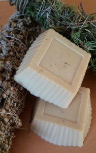 Магическое мыло «Очищение с полынью»