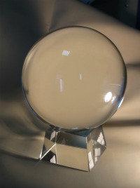 «Хрустальный шар (100 мм.)»