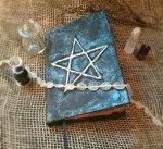 "Книга теней ""Серебряная пентаграмма"""