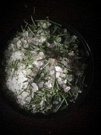 Магическая соль «Очищение».