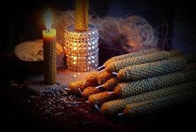 """Ритуал на очищение """"12 свечей"""""""