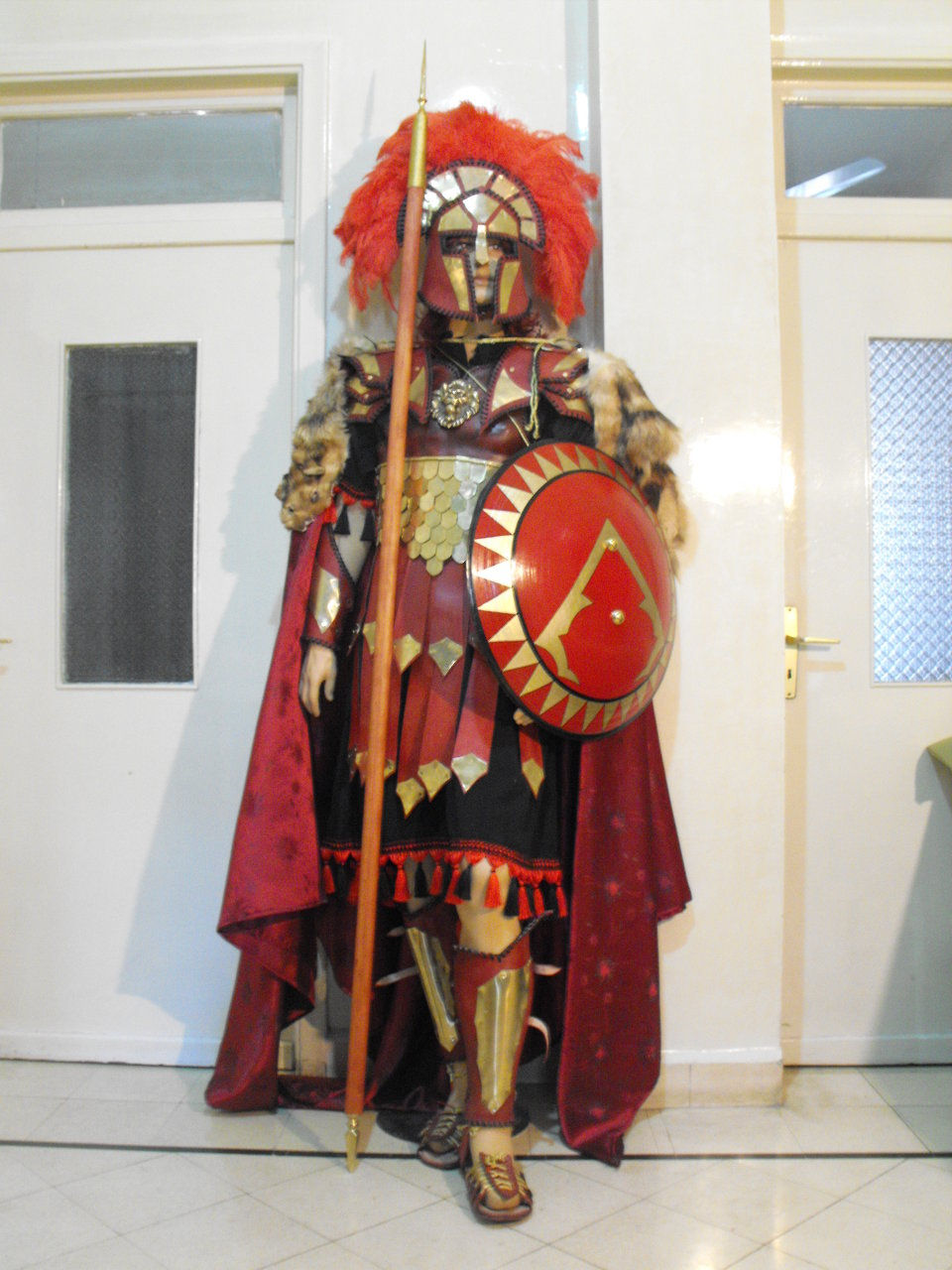 Nephilins armour Hand made classical & medieval armours By ...
