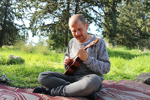 Igor (Igal marcus) in nature.JPG