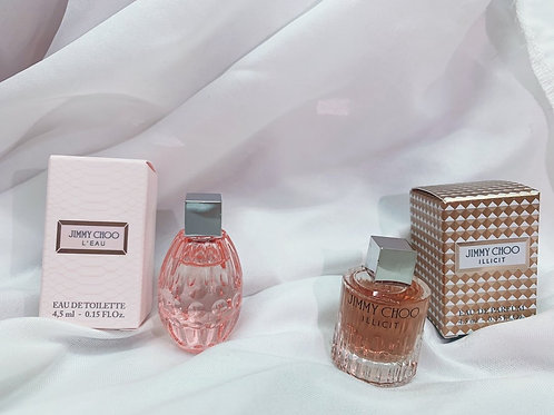Jimmy Choo Perfume Sample