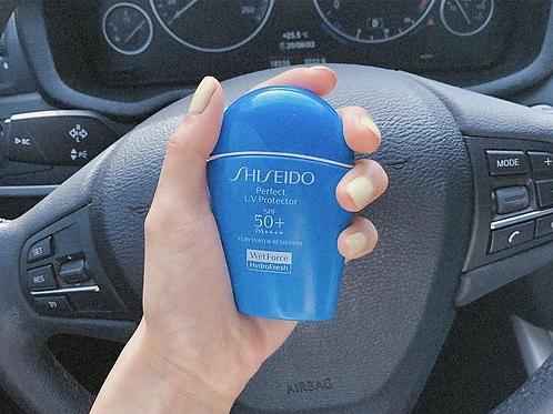 Shiseido全天候保濕防曬乳液SPF50/PA++++ (清爽型)✨✨✨