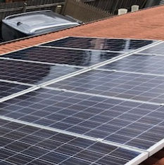 Clean solar panels means more money in your pocket