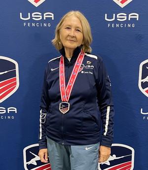 Congratulations to Coach Nora!