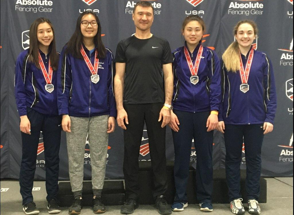 Results from National Championships in Salt Lake City, UT!