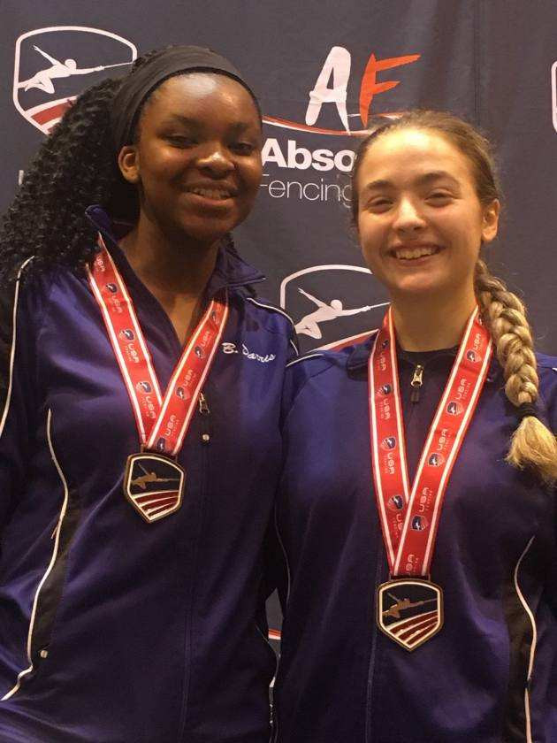 Congratulations to our National Medalists!