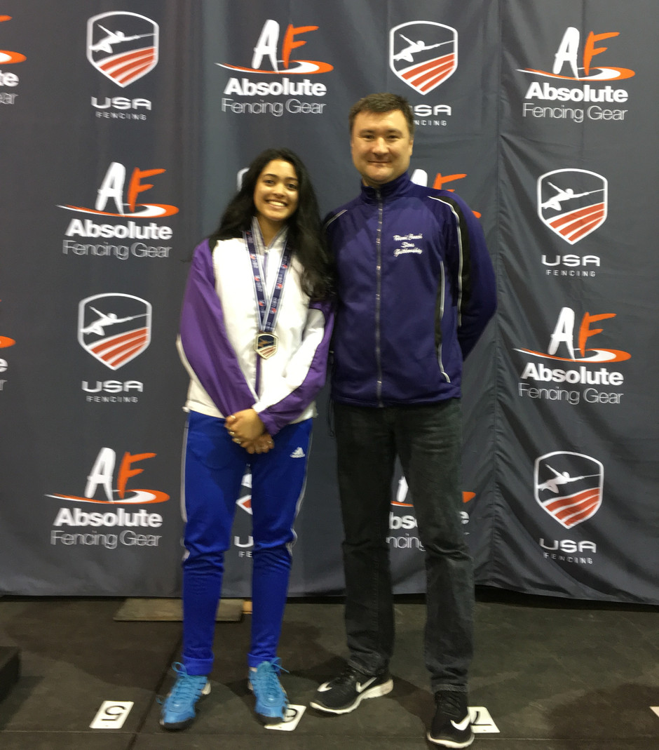 Congratulations to our medalists at the North American Cup in Richmond, VA!