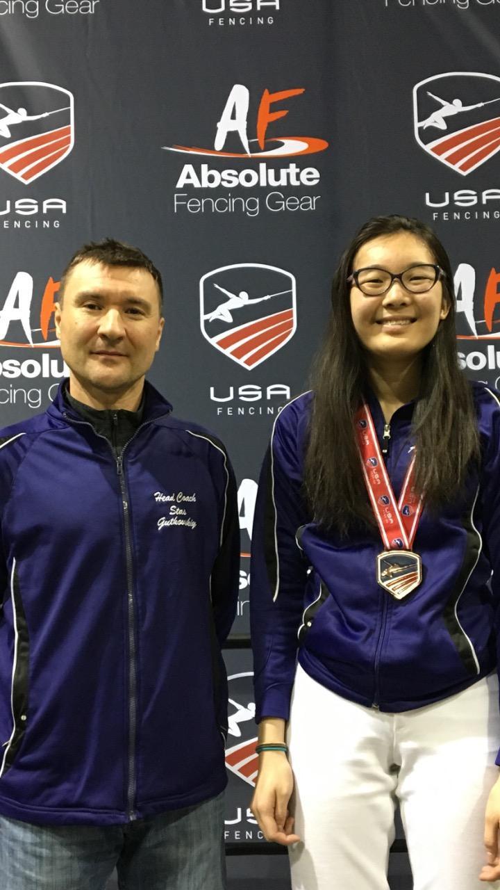 Junior Olympics Results from Denver, Colorado!