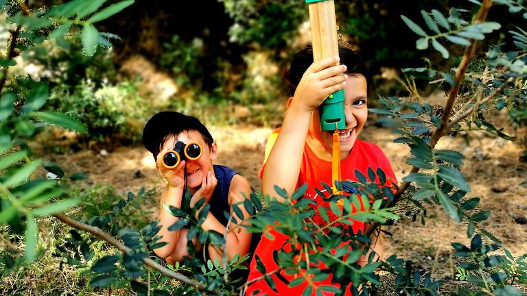 Les Enfants Sauvages #3 - Exploration Sensorielle : la vue