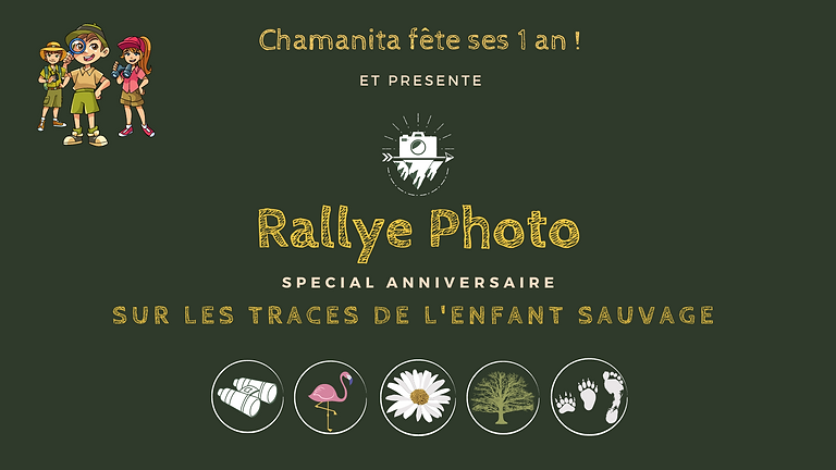Rallye Photo Nature - Spécial Anniversaire