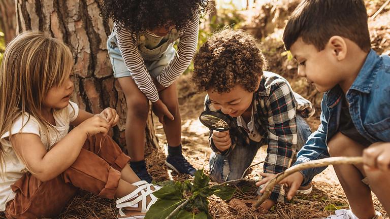 Balade Sensorielle Chamanes en herbes - en Famille