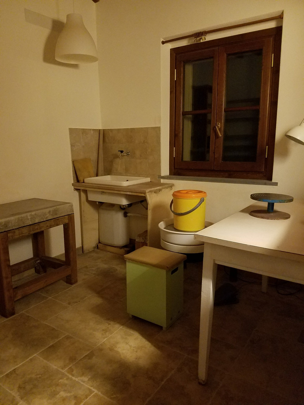 Studio at La Meridiana