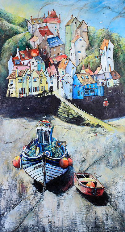 AT THE END OF THE DAY, STAITHES