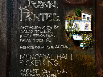 Fired Drawn Painted Exhibition 2016