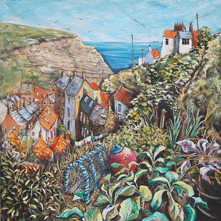 THE HIGH PATH, STAITHES