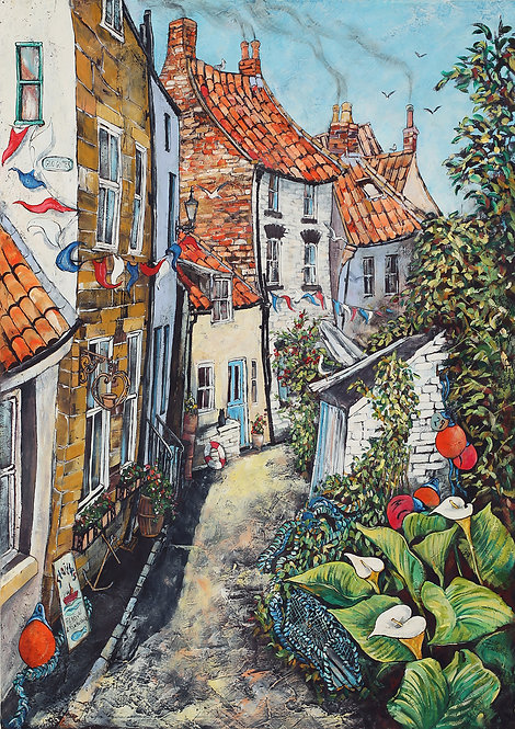 FISHERMANS WAY, STAITHES