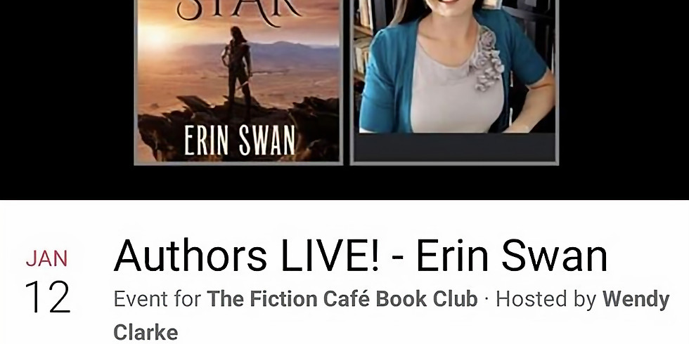 Remote Event: Authors LIVE Chat in the Fiction Cafe