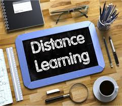 Students At LCS Start Distance Learning with Success