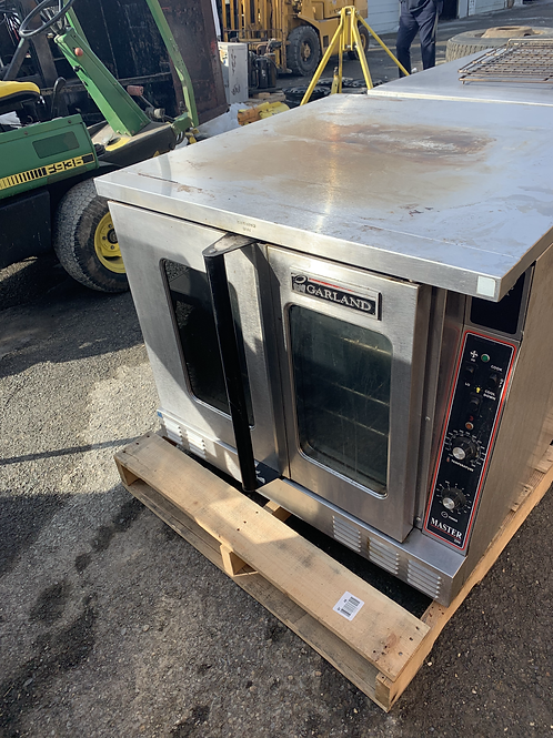 Garland Commercial Stackable Ovens (2)