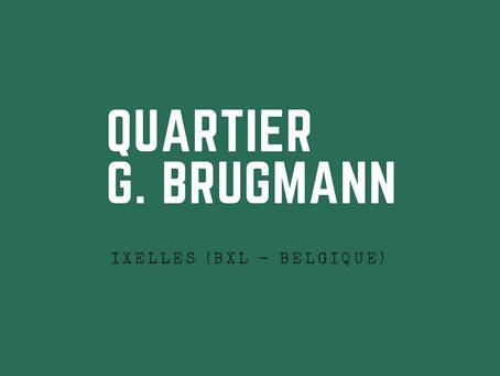 Se balader à Bruxelles - Quartier Brugmann