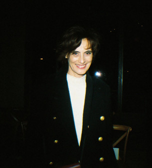 Ines De La Fressange at Jacquemus Fashion Show