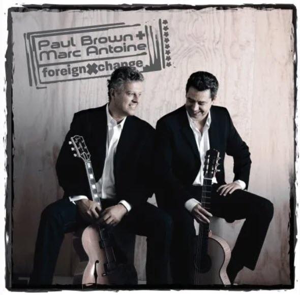 Paul Brown + Marc Antoine