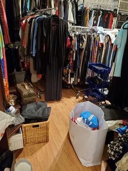 Before closet room photo