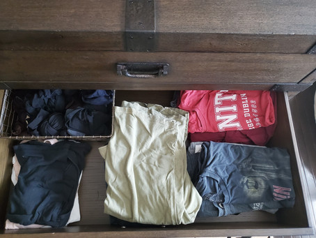Got drawer space?