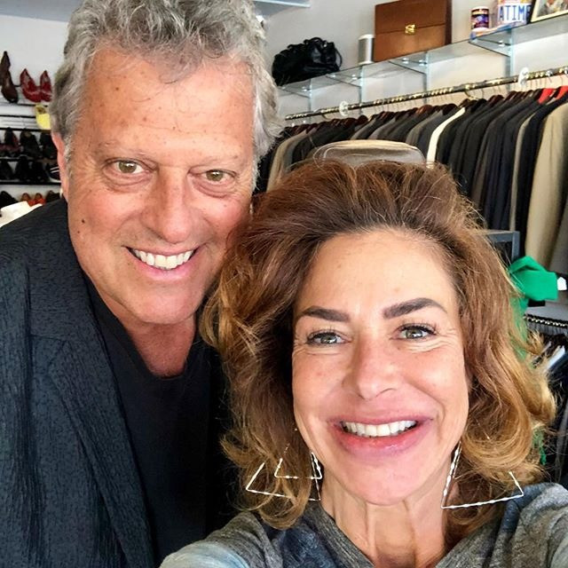 Claudia Wells with a customer fave