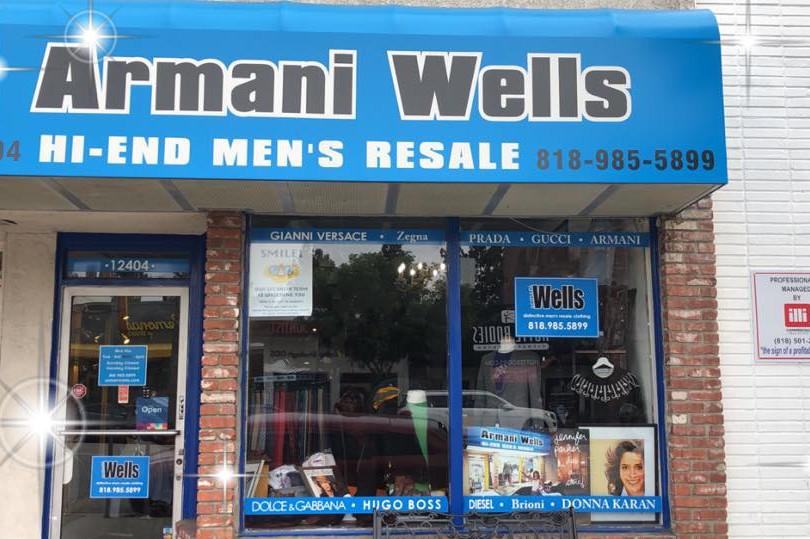 Armani Wells!