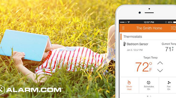 Still don't have the Alarm.com Smart Thermostat? See what amazing services you are missing out o