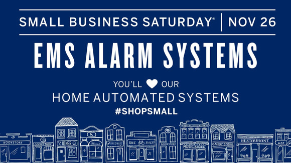 Shop Local with EMS Alarm Systems