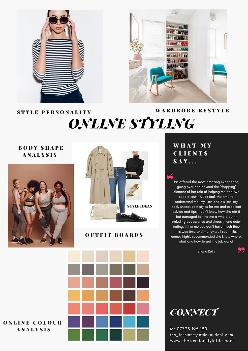 Online Styling London