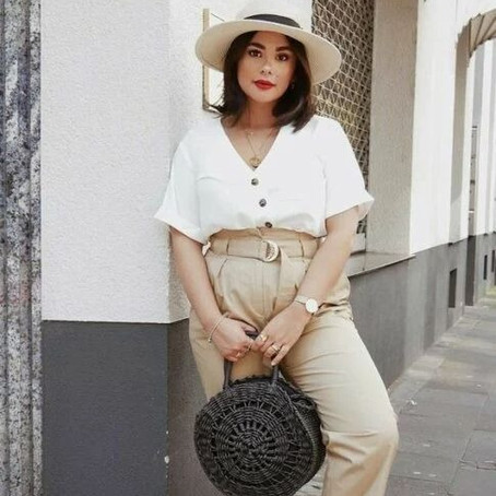 STAYCATION STYLE FOR WOMEN WITH CURVES