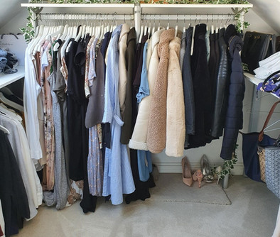 Before wardrobe edit