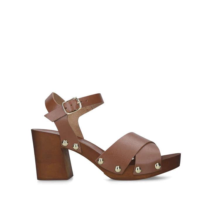 CARVELA BOLDER tan sandal