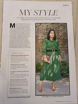 Jas Chana Personal stylist London